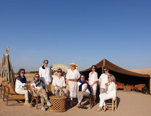 and then Morocco in October 2019 – oh my! That was a brilliant journey (added heart) #blessedJeanie!